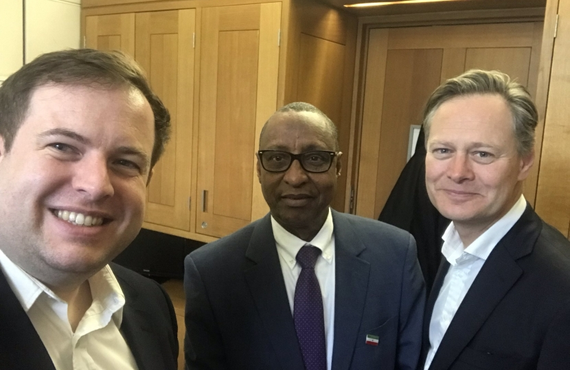 Stephen Doughty, Mr Hersi and Matthew Offord