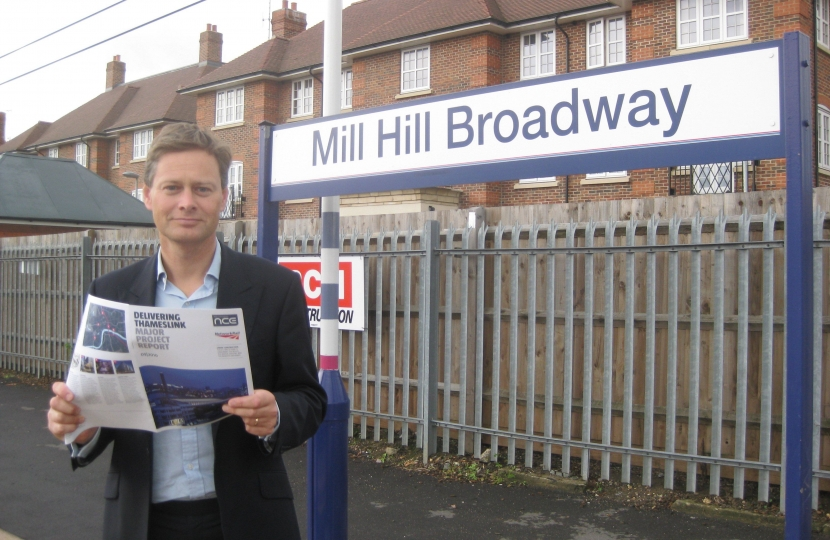 Mill Hill Broadway station
